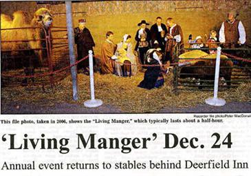 Have you ever viewed a living manger tableau? | Toluna