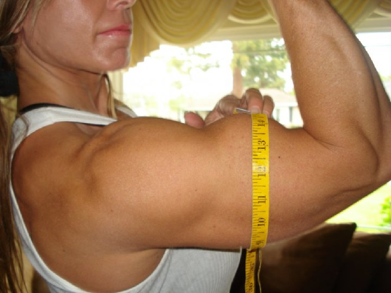 How big is your biceps?