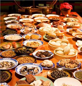 满汉全席多少道菜?