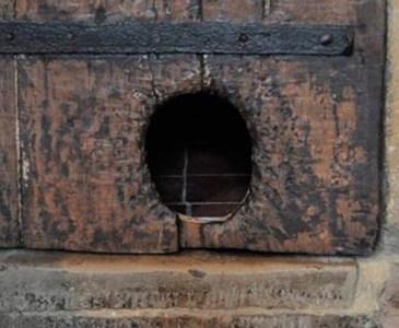 Invento peculiar de isaac newton puertas para mascotas for Puertas para animales
