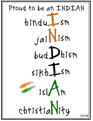 be proud to be an indian essay
