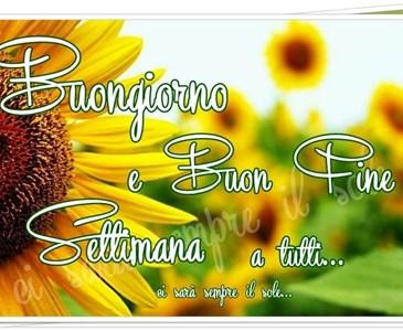 Buongiorno E Buon Fine Settimana A Tutti Toluna