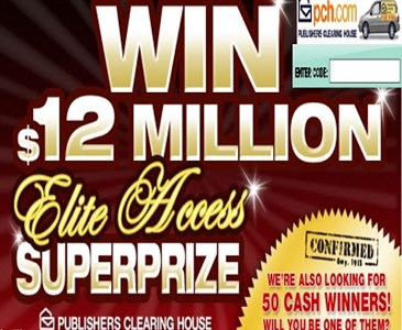 Publisher's Clearing House Instant win games??? | Toluna