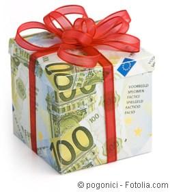 Lehrer geschenk annehmen