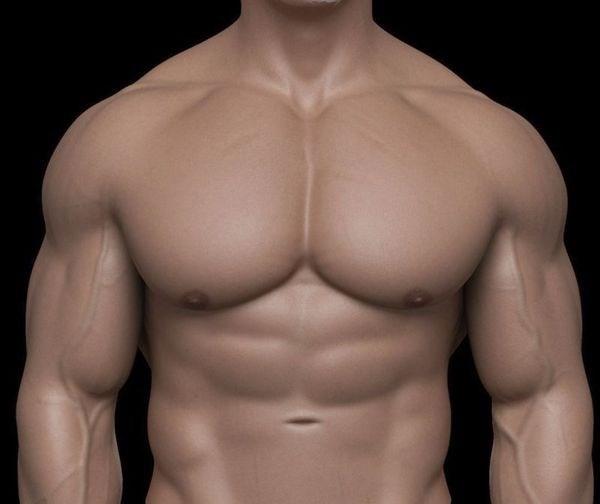 Уменьшить сосок у мужчин