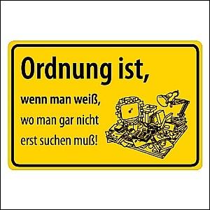 ordnung machen ist nicht schwer ordnung halten aber sehr deutsches sprichwort toluna. Black Bedroom Furniture Sets. Home Design Ideas
