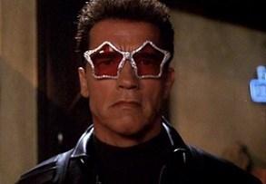 0f5b531b84 Arnold Schwarzenegger s sunglasses