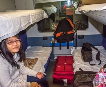 Intercity Notte: viaggiare e dormire in treno la mia ...