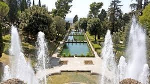 Le Jardin De La Villa D Este A Tivoli En Italie Toluna