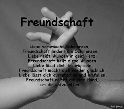 Freundschaft danke sagen für Danke Gedichte