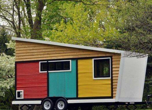 Spettacolari micro case trasportabili da acquistare su - Case trasportabili ...