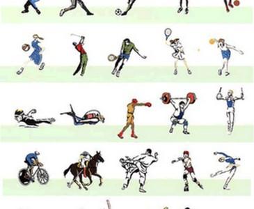 d48f9306c Faça uma lista com 5 esportes que você mais gosta
