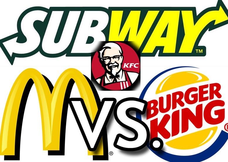 mcdonalds vs kentucky fried chicken