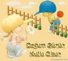 Поздравление с днем рождения на турецком языке мужчине с переводом