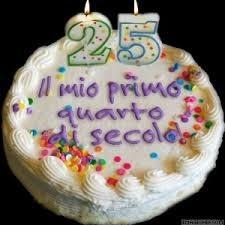 Favoloso Oggi è il mio Compleanno compio 25 anni ;-)) | Toluna MR26