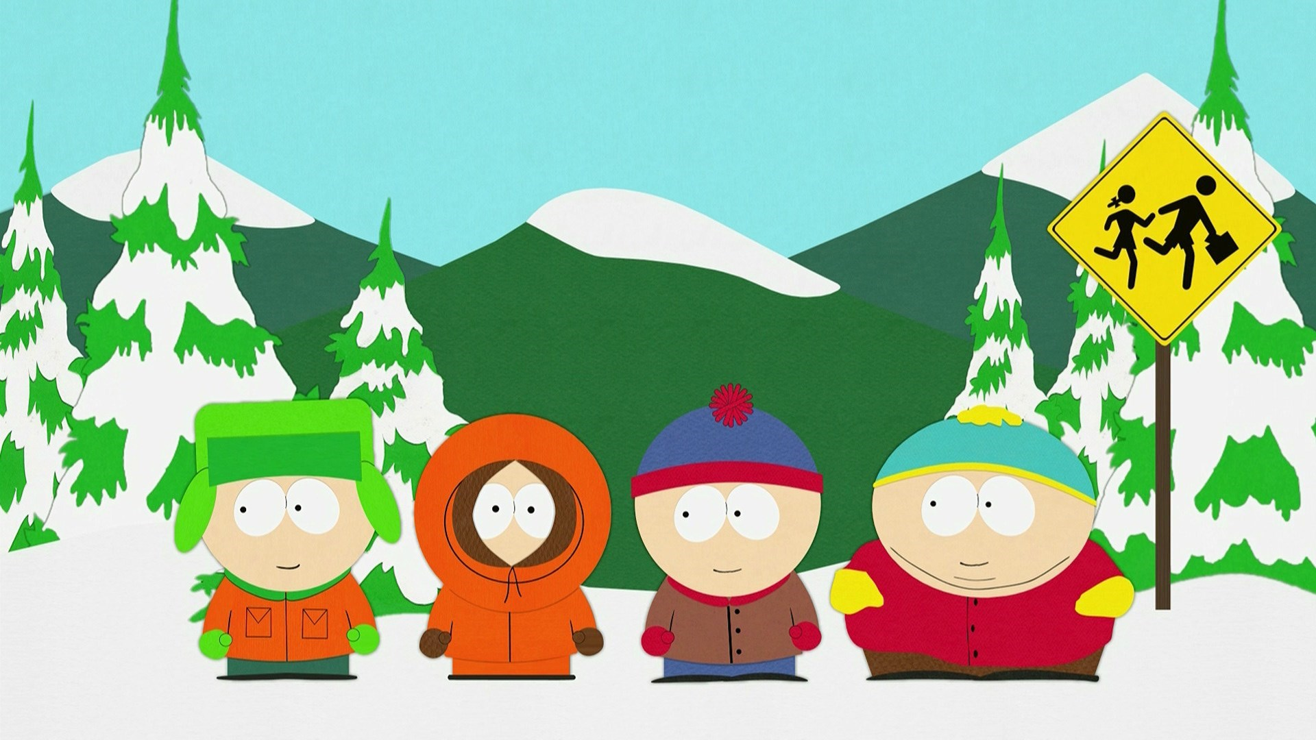 South park wallpapers kenny - wallpaper gallery