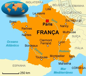mapa-franca