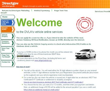 How Do You Pay Your Dvla Vehicle Road Tax Nowadays Online Or At The