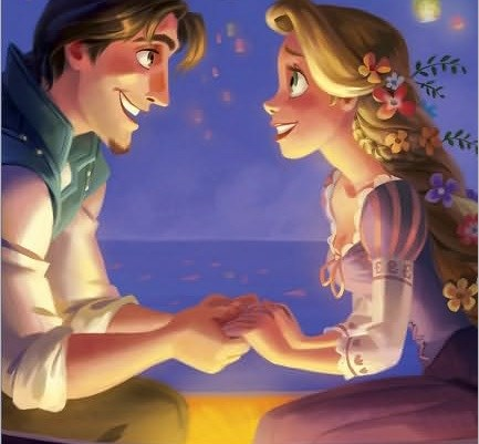 masculinity in tangled