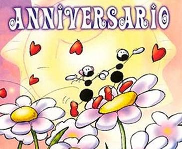 Anniversario Matrimonio Sei Anni.Buon Anniversario A Mia Cugina E A Suo Marito Che Oggi Festeggiano