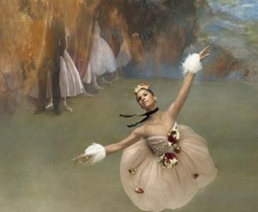 bäst älskade på fötter bilder av utloppsbutik Misty Copeland, prima ballerina all'American Ballet Theatre di New ...