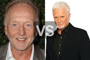Battle of the Look-A- Likes: actor Tobin Bell vs  soap