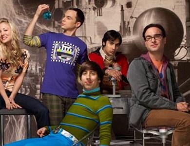 la tua serie preferita the big bang theory