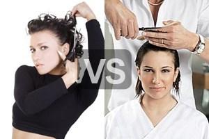haare selber schneiden oder beim friseur toluna