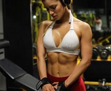 conocer mujeres musculosas