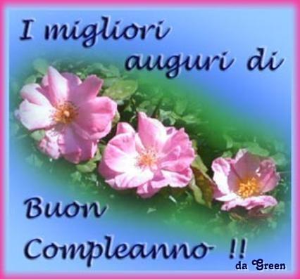 Открытки, открытки на итальянском с днем рождения женщине