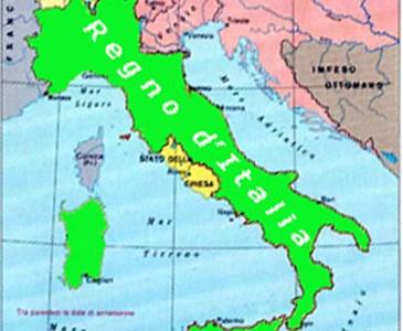 Cartina Italia Unita 1861.Una Data Importante Il 17 Marzo 1861 Avvenne L Unita D Italia Toluna