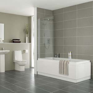 Remodeling My Bathroom Should Fixtures Touch The Floor Or