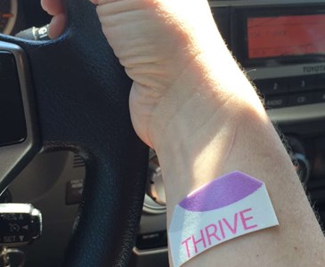 Have you heard of THRIVE? (Wearable nutrition)