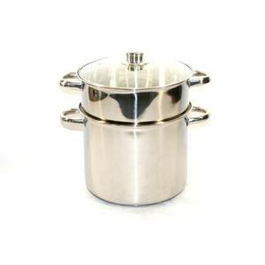 Couscoussier en acier inoxydable ou en inox toluna for Casserole inox ou acier inoxydable