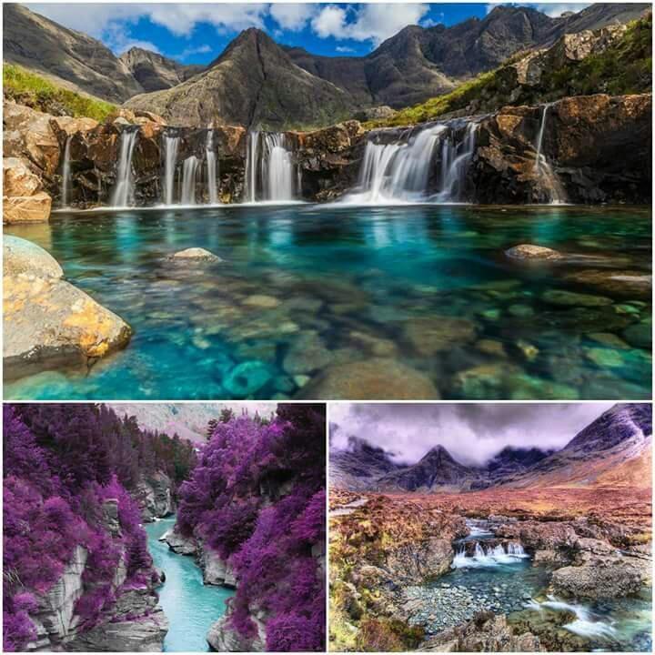 Le piscine delle fate isola di skye scozia toluna - Del taglia piscine opinioni ...