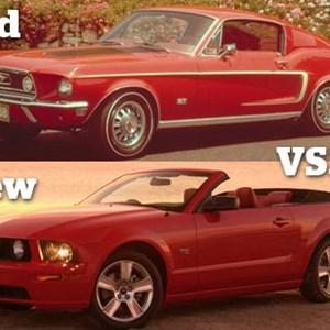 Classic Cars Vs Modern Cars Toluna
