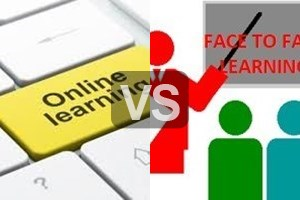 online vs face to face learning Online learning vs face-to-face a government study comparing student learning from online courses to learning from face-to-face classroom courses, found that online might be slightly better — with some caveats based on the different dimensions of the two types of learning experiences.