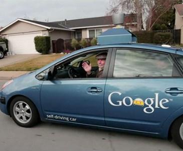Fiat e google faranno l 39 auto che si guida da sola sar un for L auto che si guida da sola