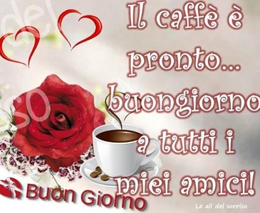 Buongiorno A Tutti Amici Di Toluna Vi Auguro Una Buona Giornata