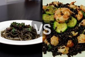 Come si cucina il riso venere nero