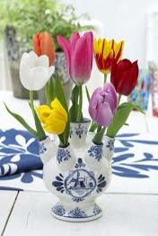 горячее голландская ваза для тюльпанов пыток это