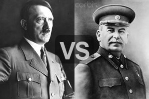 adolf hitler and josef stalin A century ago, one section of vienna played host to adolf hitler, leon trotsky, joseph tito, sigmund freud and joseph stalin in january 1913.