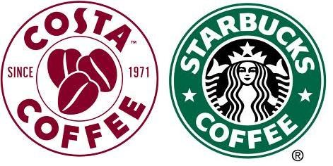 starbucks vs costa This in-depth comparison of starbuckscouk and costacouk might explain which of these two domains is more popular and has better starbucks vs costa vs nero.