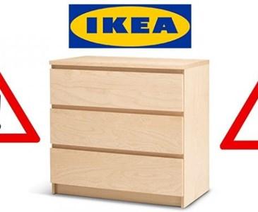 Cassettiere Malm Di Ikea.Comunicazione Di Servizio Ritiri Ikea Ritira Le Cassettiere Malm
