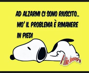 Sveglia Snoopy 2