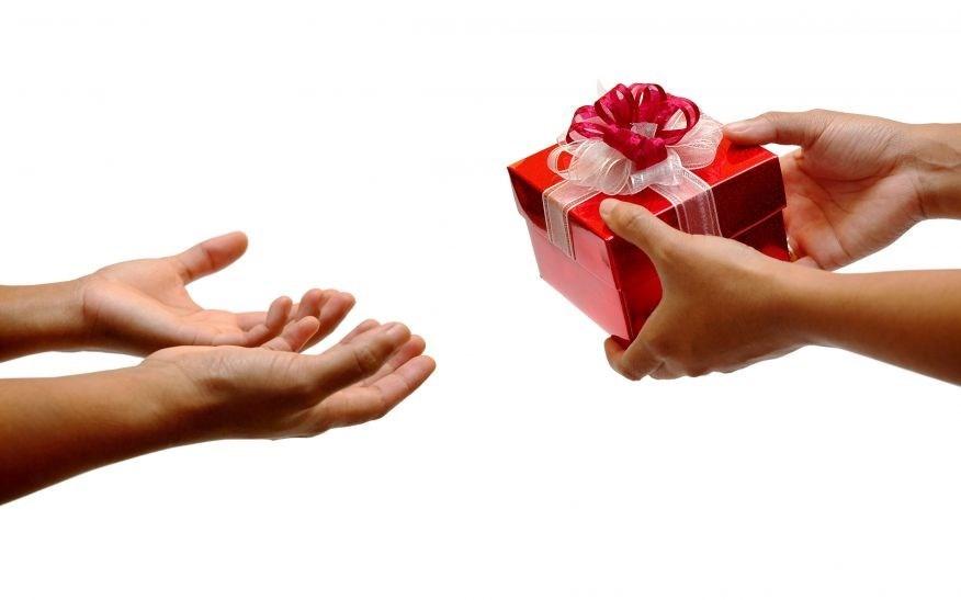 Как получить подарок из другой страны 50