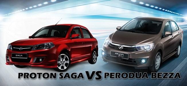 proton and perodua
