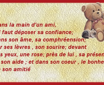 Citations Sur L Amitié Toluna