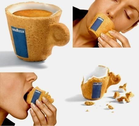 становится все оригинальная подача кофе с собой этого