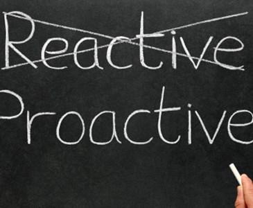 Do you consider yourself a proactive person?   Toluna
